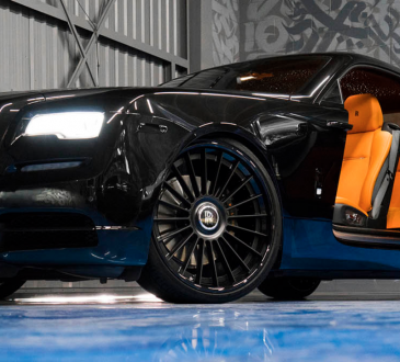 R1 Motorsport Rolls-Royce Wraith