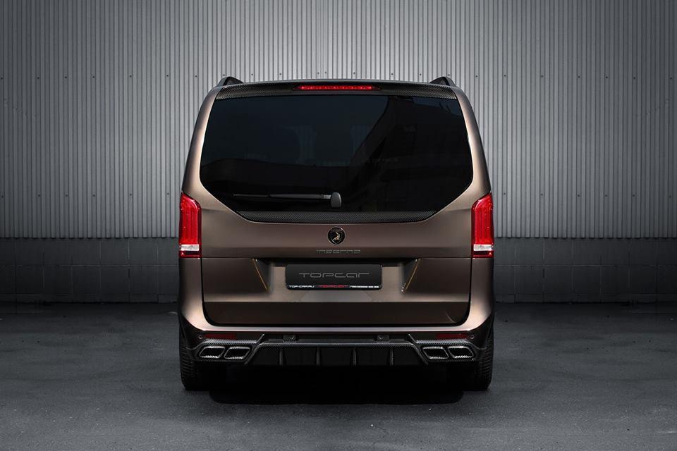 TopCar Mercedes V klase