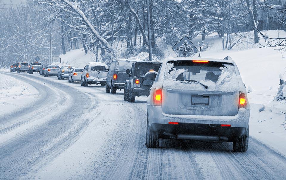 savjeti za zimsku voznju