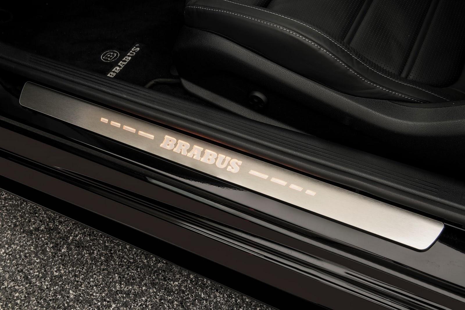 Brabus Mercedes C63S Coupe