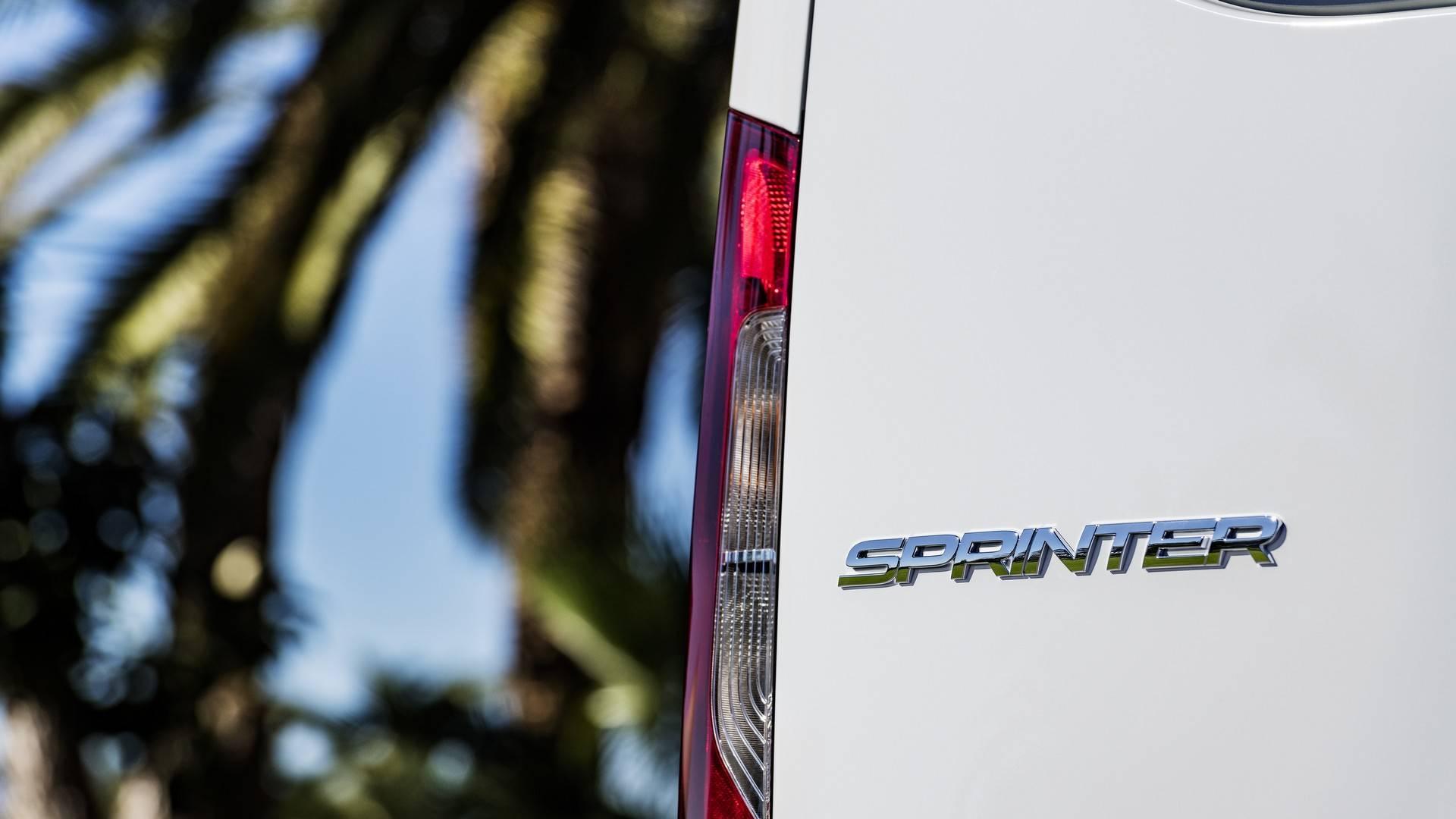 Novi Mercedes Sprinter