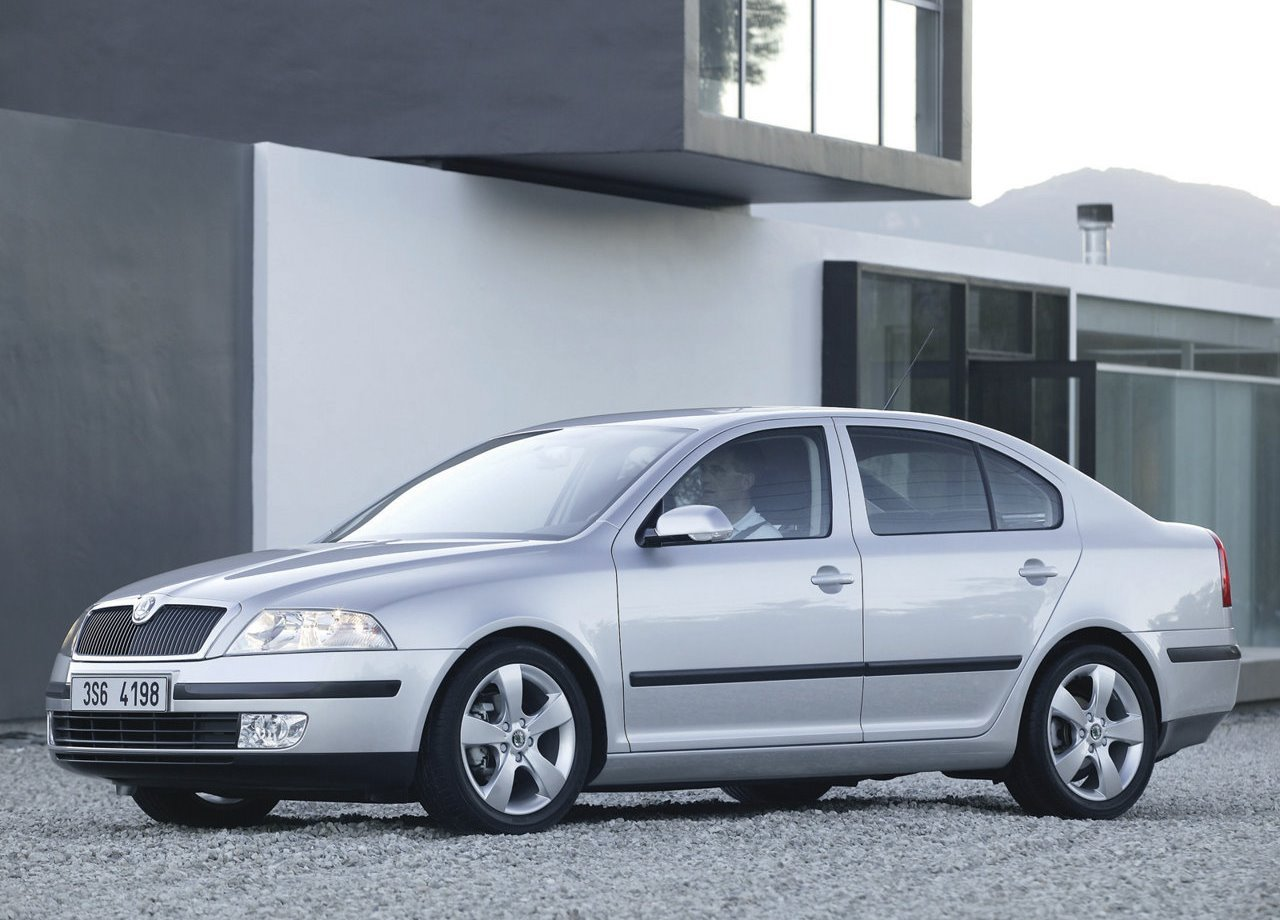 skoda octavia first generation