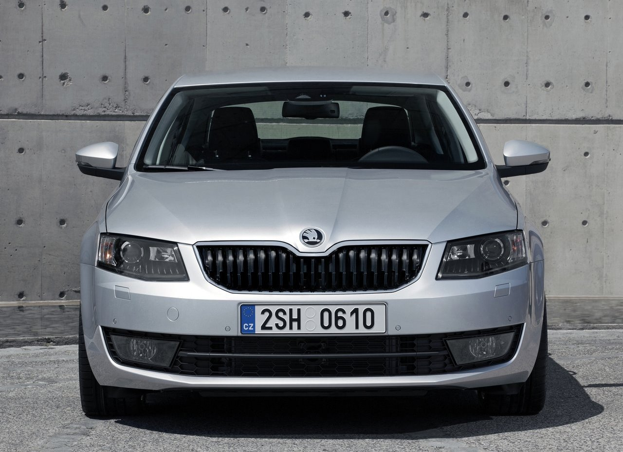 skoda octavia second generation