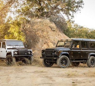 Fusion Land Rover Defender