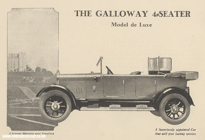 Galloway Motors