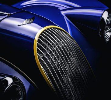Morgan Plus 8 50th Anniversary Edition i Morgan Aero GT