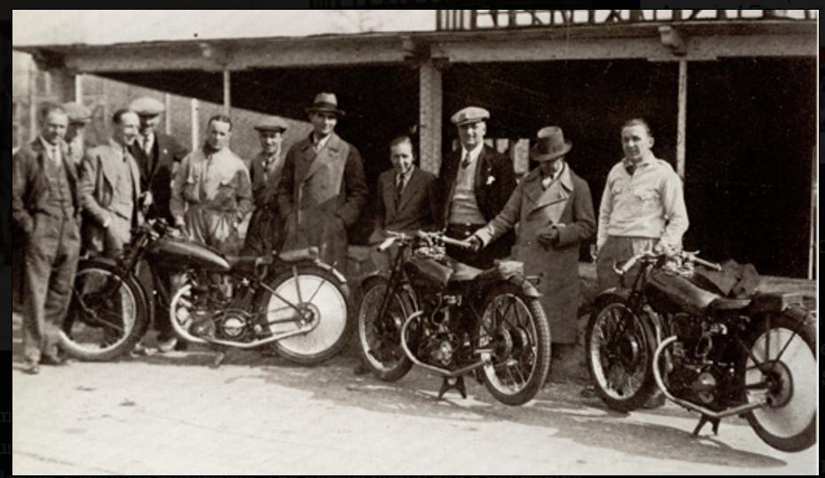 ferrari scuderia motorcycle
