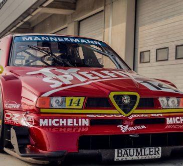 Alfa Romeo 155 DTM (ITC 1996)