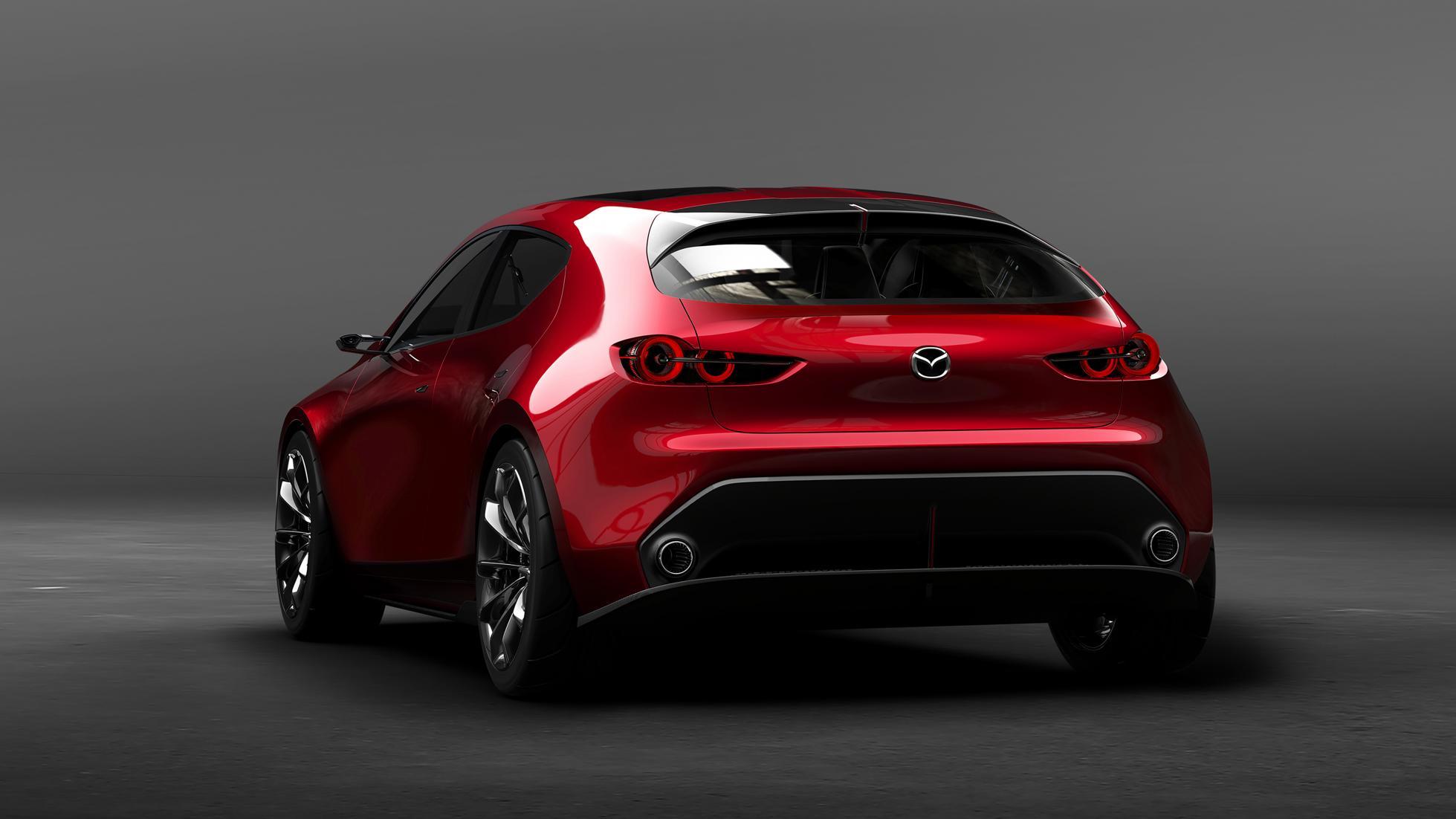 Mazda Kai koncept