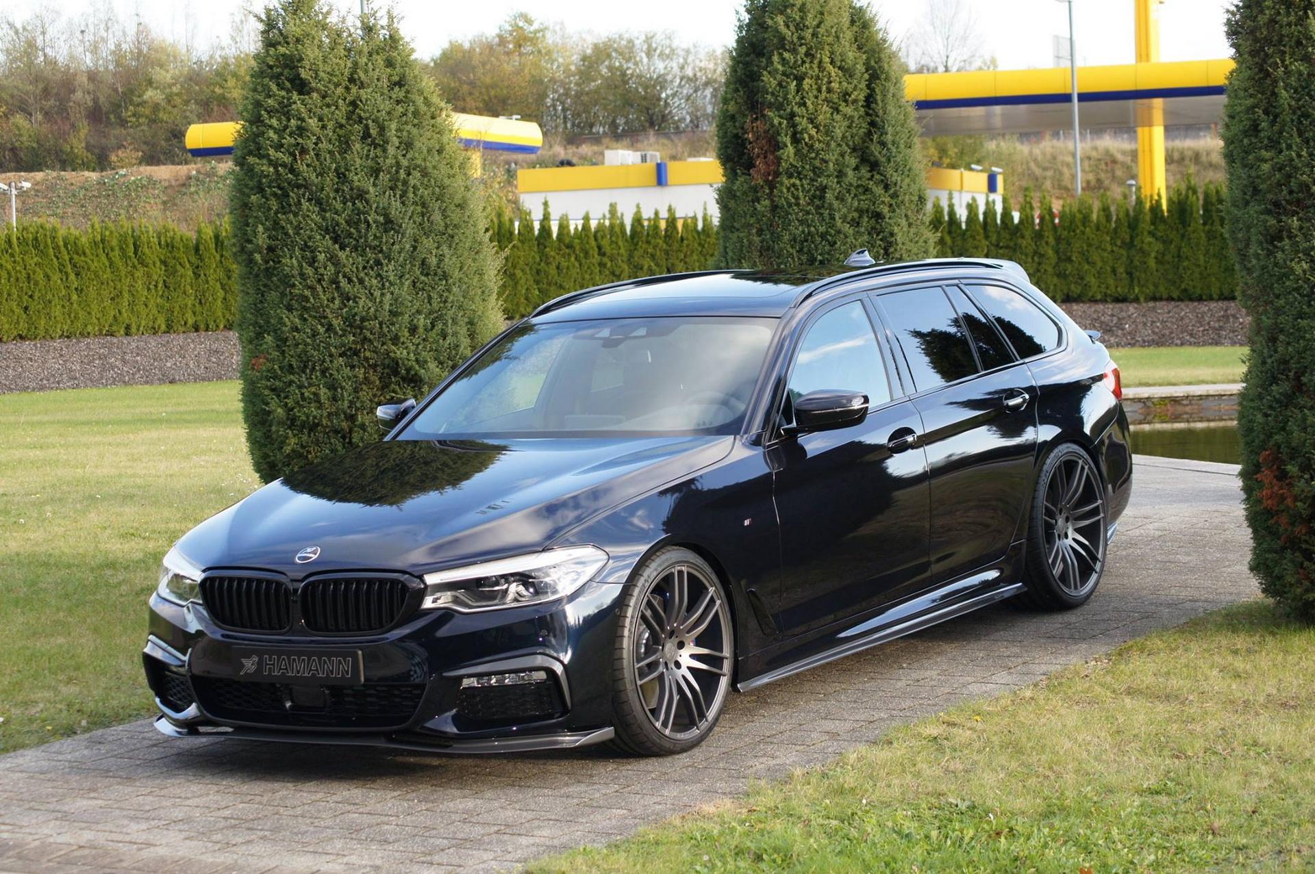 Hamann BMW 540i Touring