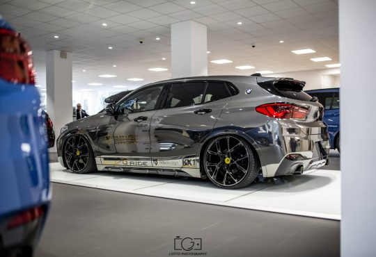 Maxklusiv BMW X2