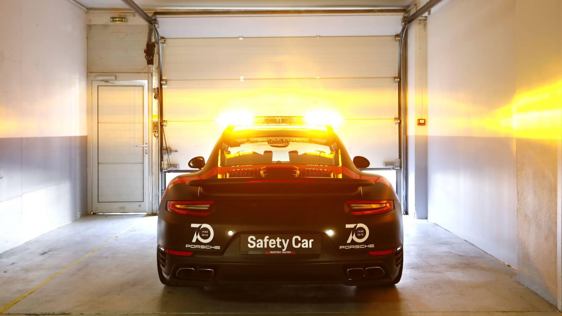 Porsche 911 World Endurance Championship Safety Car