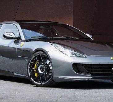 Wheelsandmore Ferrari GTC4 Lusso T