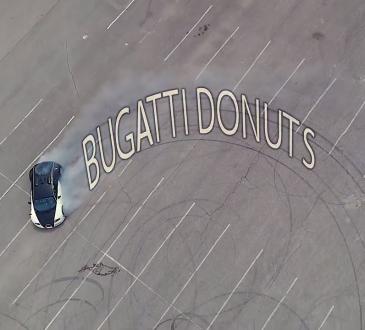 bugatti veyron paljenje guma