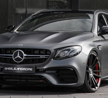 Wheelsandmore Mercedes-AMG E63