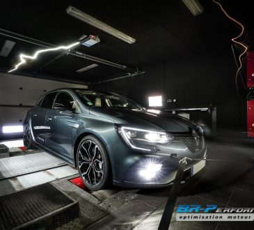 BR-Performance Renault Megane RS 320 KS