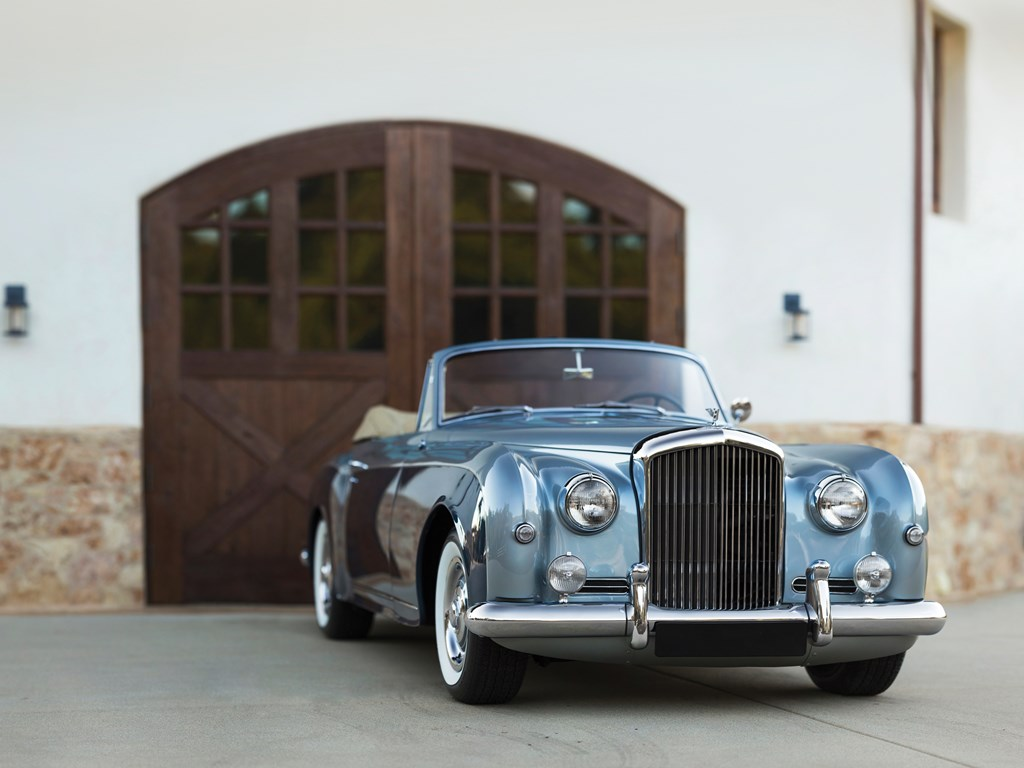 Bentley S1 Continental DHC