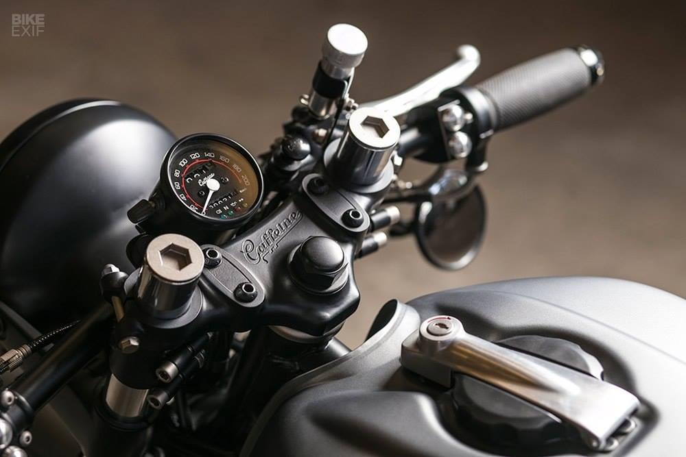Caffeine Custom Honda CB750