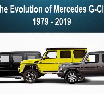 g klasa evolucija