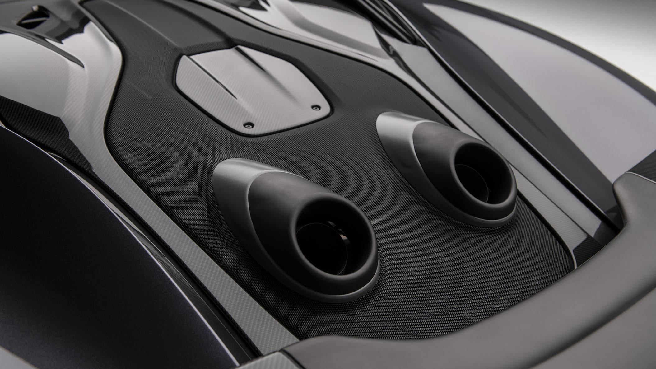 McLaren 600LT Stealth Grey by MSO