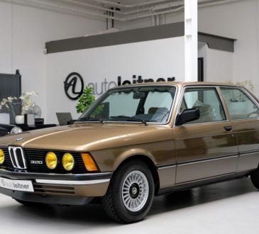 BMW E21 320