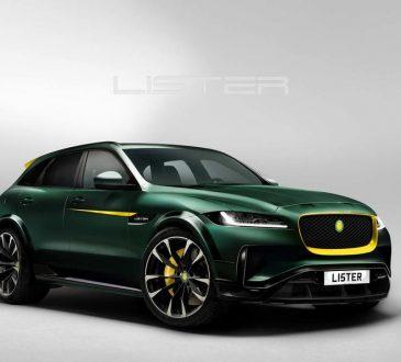 Lister LFP Jaguar F-Pace