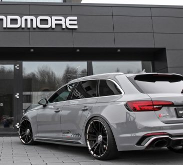 Wheelsandmore Audi RS4 Avant