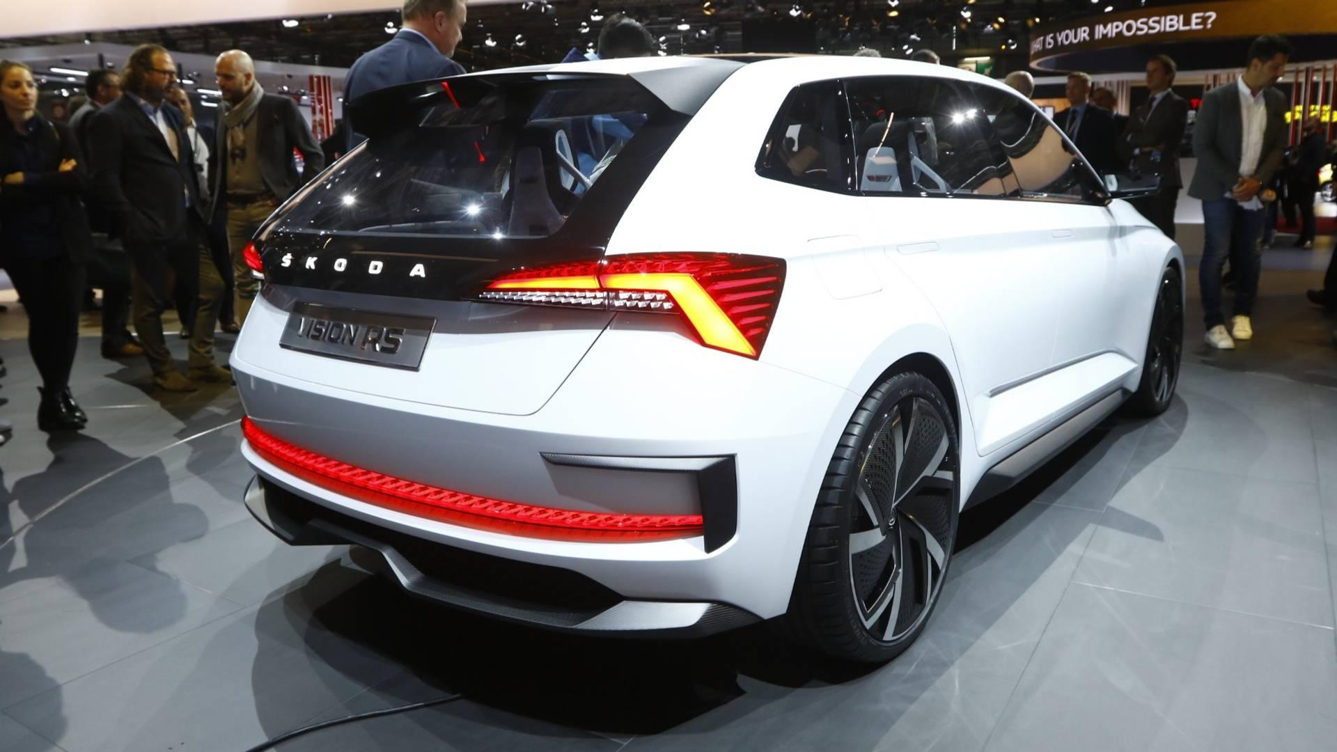 Škoda Vision RS Concept