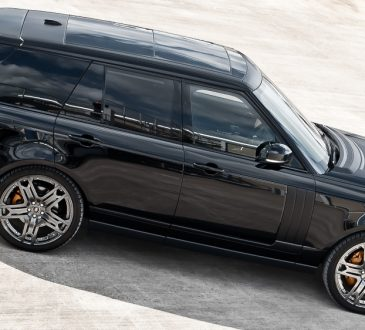 Project Kahn Range Rover Vogue Black Label Edition