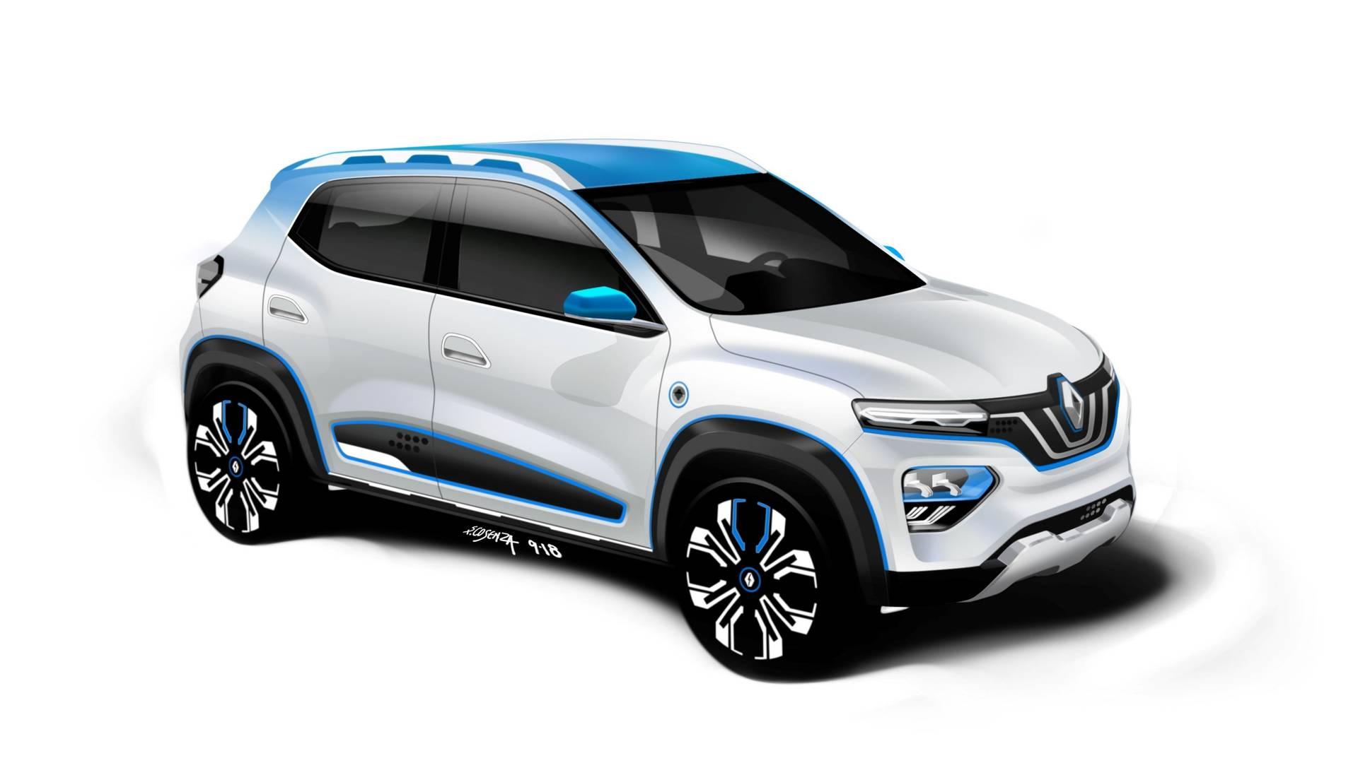 Renault K-ZE Concept