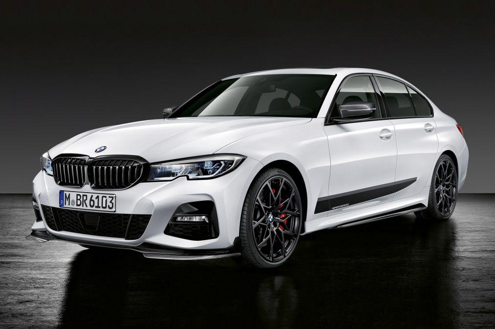 BMW 3 G20 sa M Performance Parts elementima