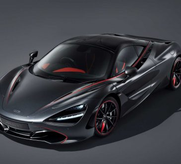 McLaren 720S Stealth Theme by MSO