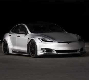 Unplugged Performance Tesla Model S