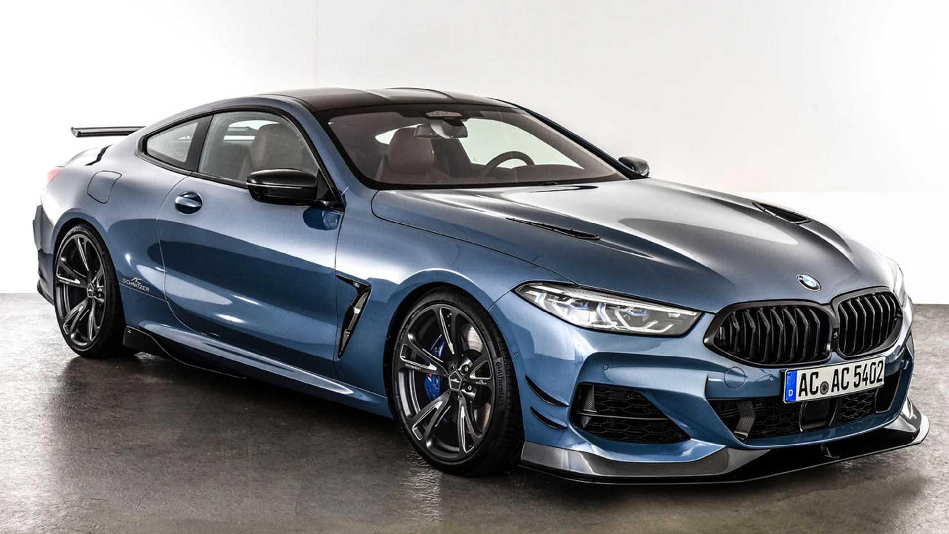 AC Schnitzer BMW serija 8