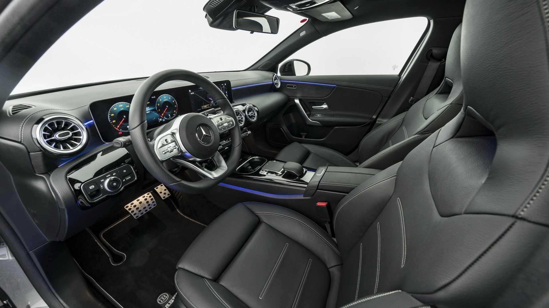 Brabus Mercedes A klase