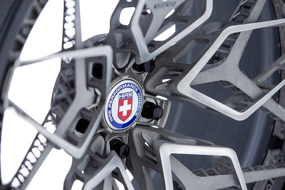 hre3d+ 3d printed wheels