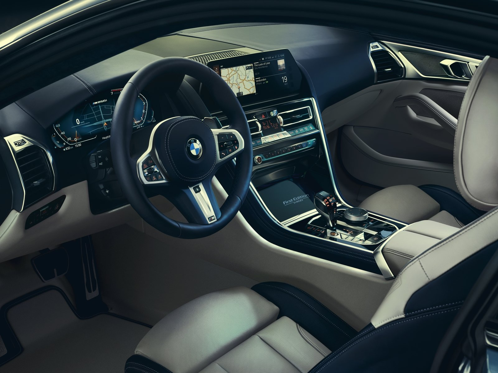 BMW M850i xDrive First Edition