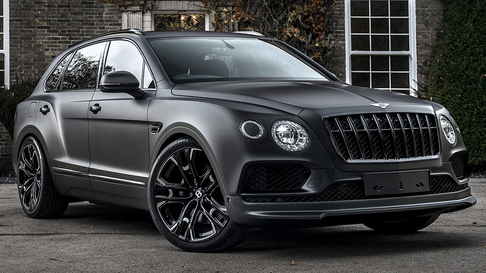 Kahn Bentley Bentayga Centenary Edition