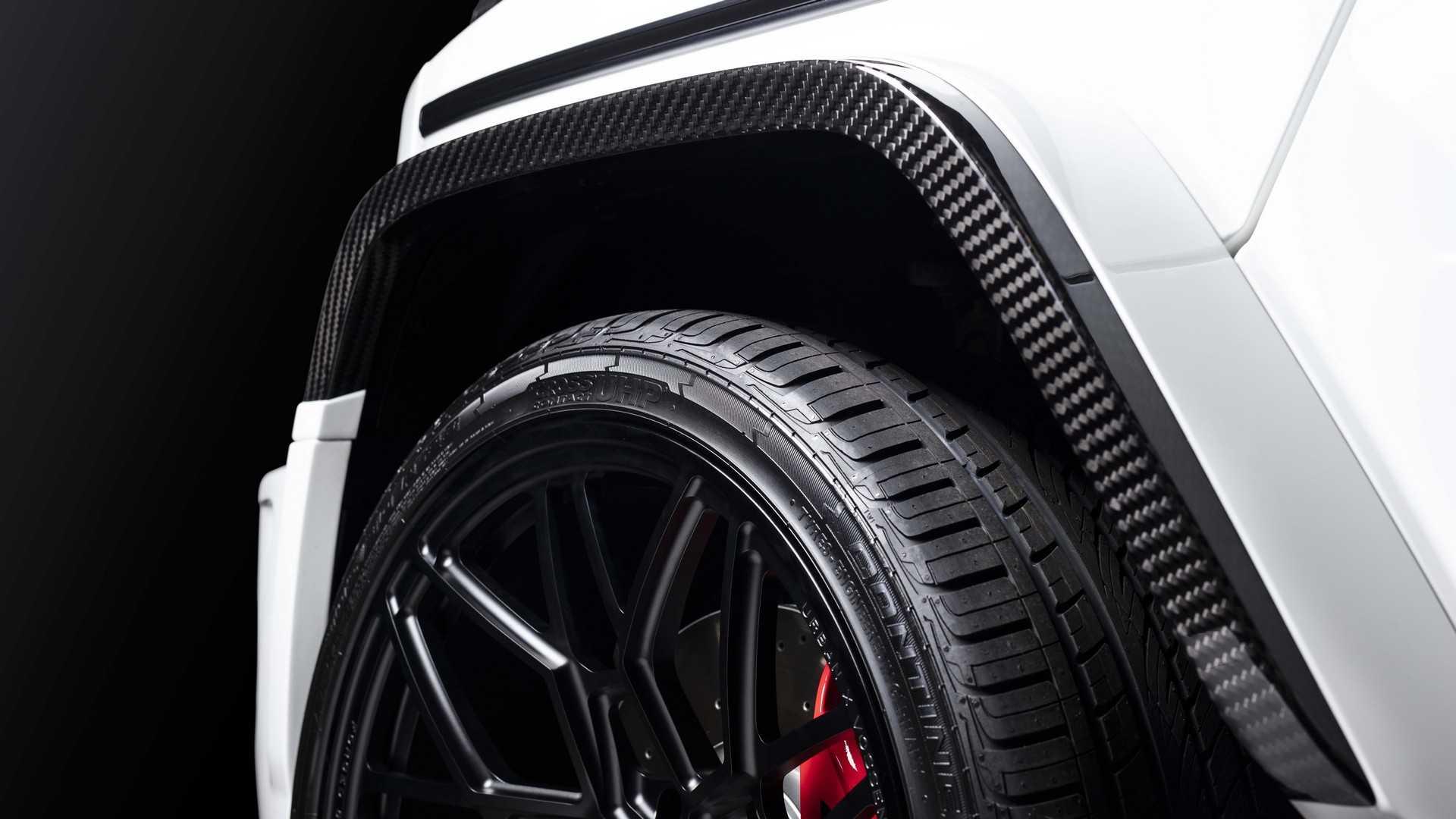 Urban Automotive Mercedes-AMG G63