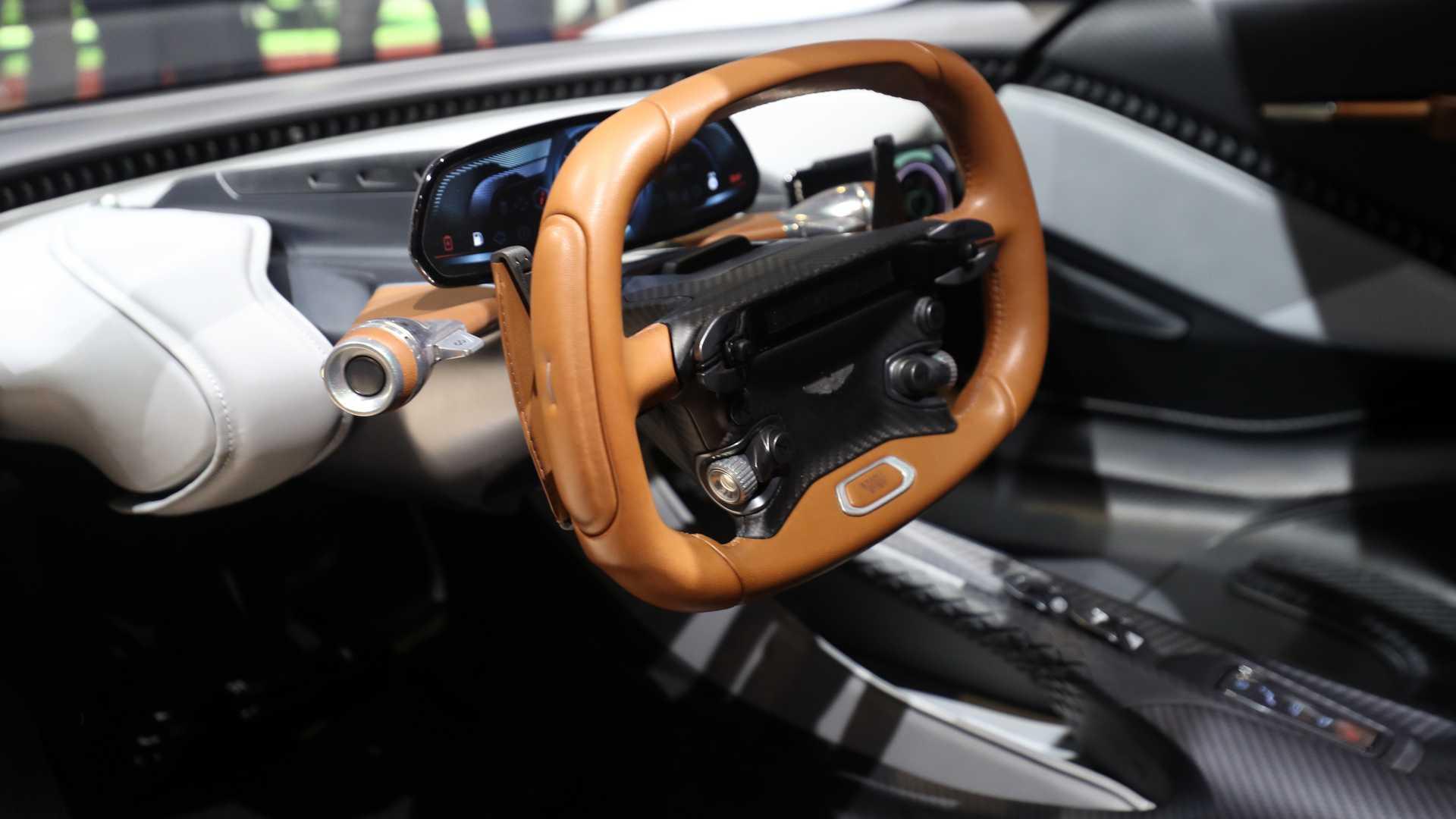 Aston Martin AM-RB 003