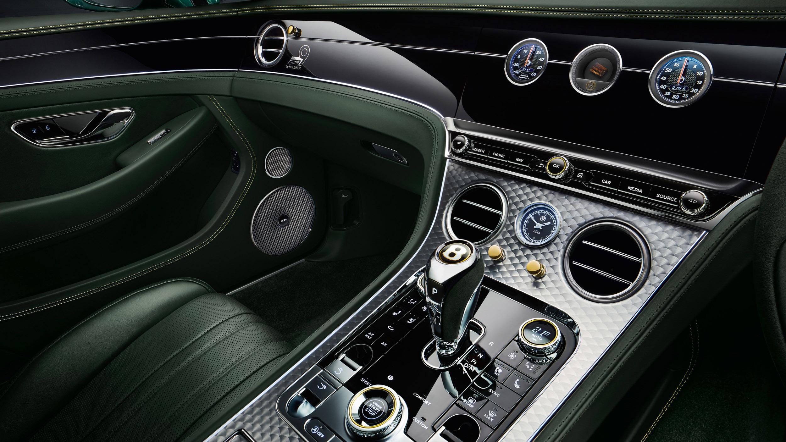 Bentley Continental GT No.9