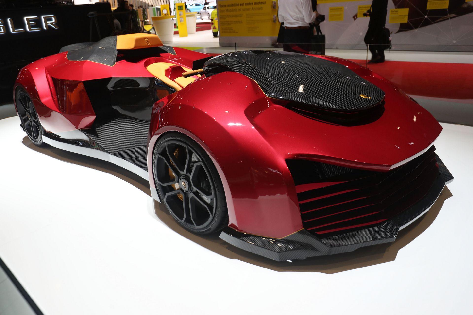 Engler Automotive Superquad
