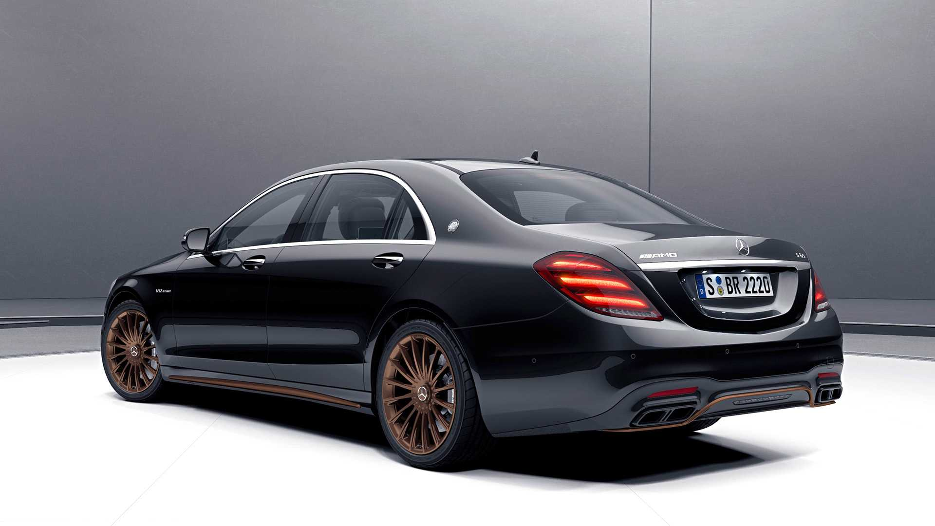 Mercedes-Benz S65 AMG Final Edition