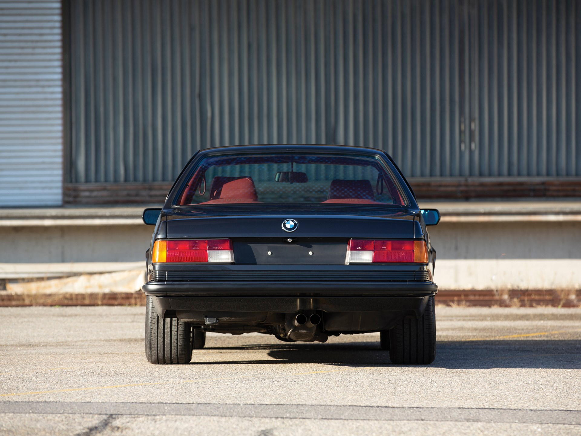 BMW Alpina B7 Turbo Coupe
