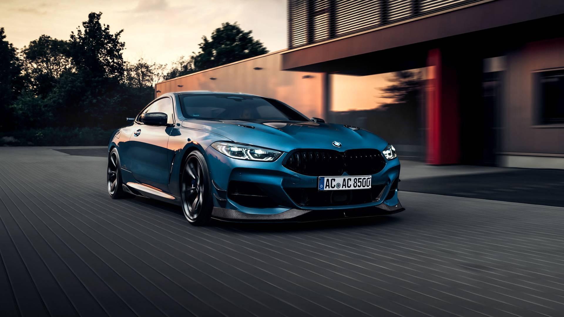 AC Schnitzer BMW 8