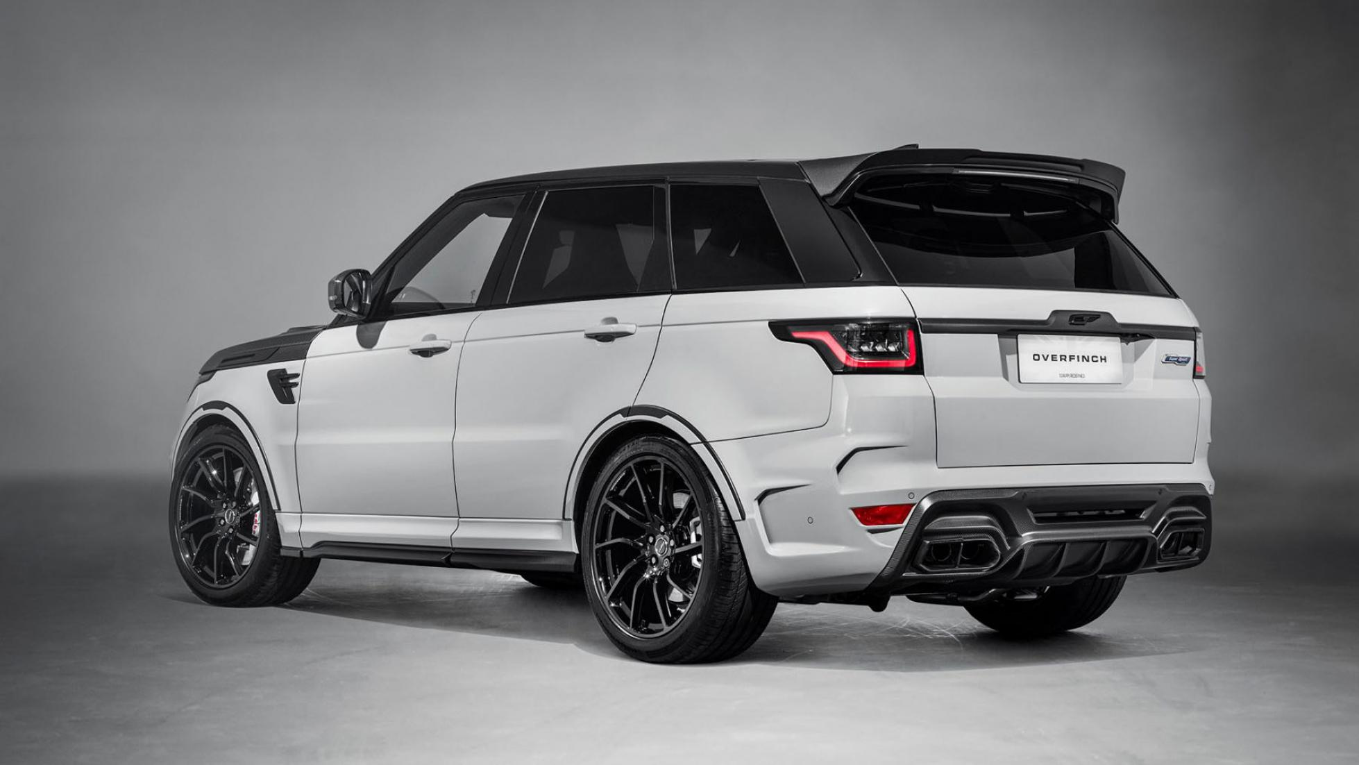 Overfinch Range Rover Sport SVR Supersport