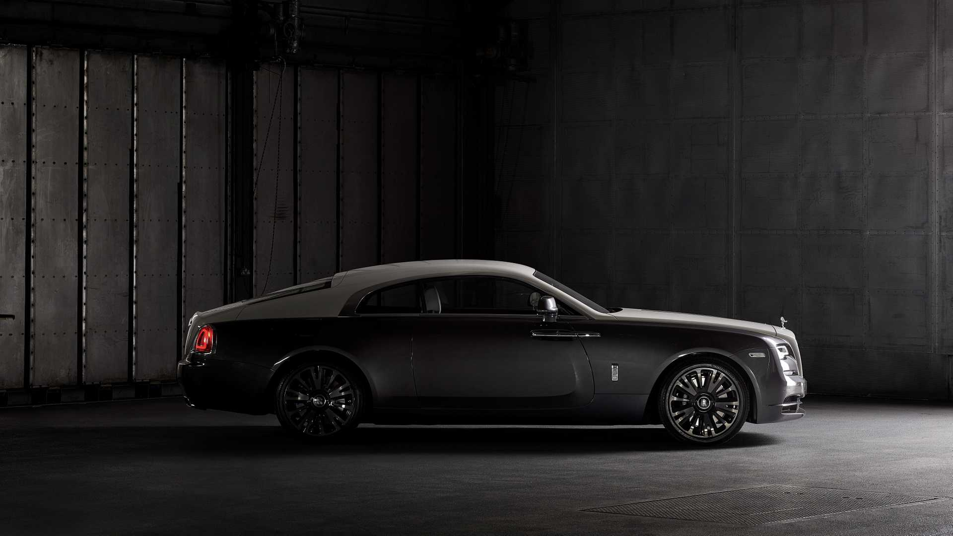 Rolls-Royce Wraith Eagle VIII Collection Car