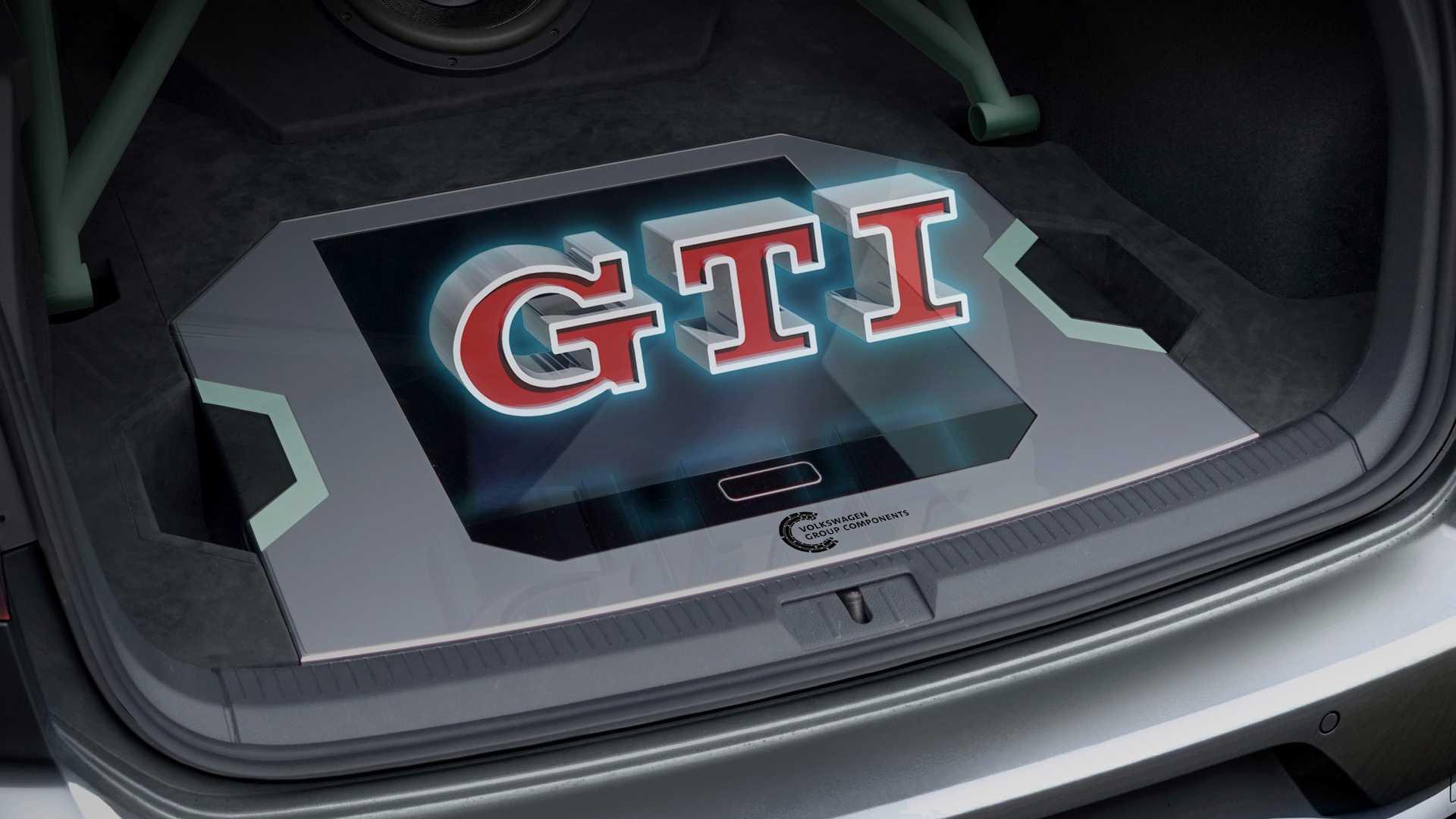 Volkswagen Golf GTI Aurora i Golf R Variant FighteR