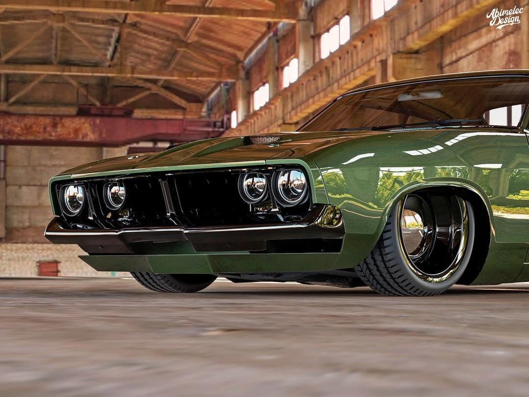 Ford Falcon XB Coupe