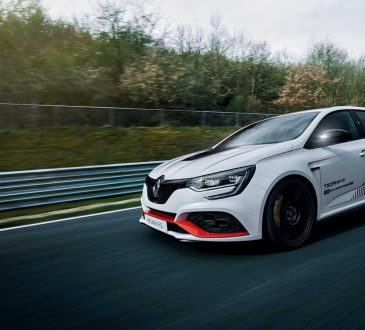 Renault Mégane R.S. Trophy-R 2019